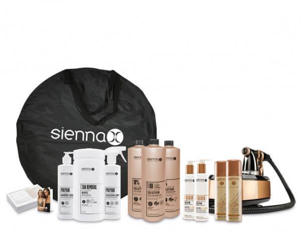 Sienna X business kit