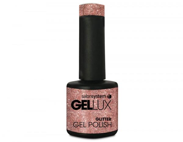 Gellux 8ml, Rosie Gold