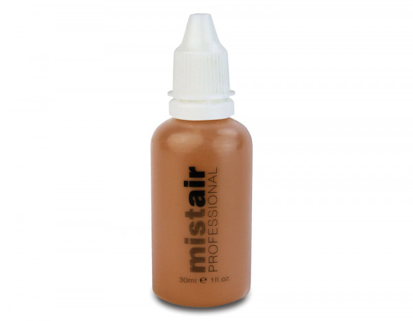Mistair professional foundation, chestnut 30ml