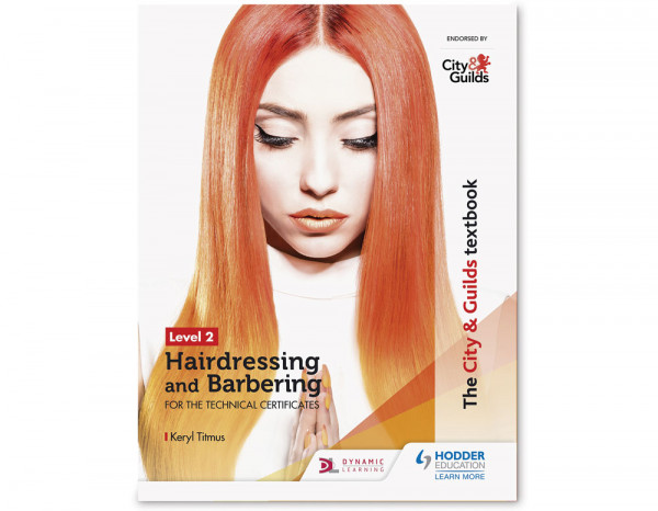 The C&G textbook L2 hairdressing & barbering