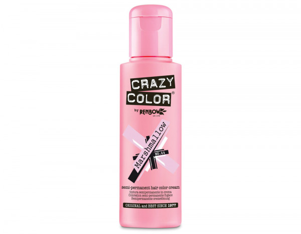 Crazy Color 100ml, 64 marshmallow