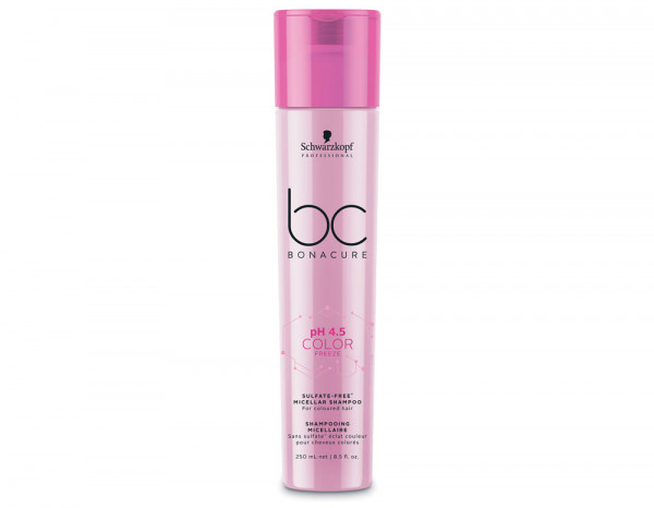 BC pH4.5 color micellar sulfate free shampoo 250ml