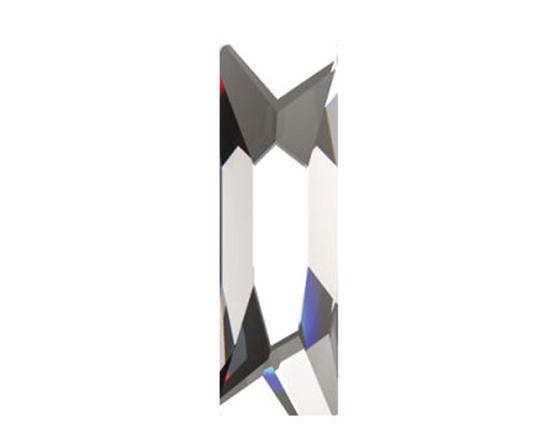 Swarovski crystals golden shadow 8mm x 6mm (288)