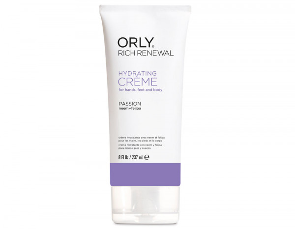 ORLY Rich Renewal hydrating cream 237ml, Passion