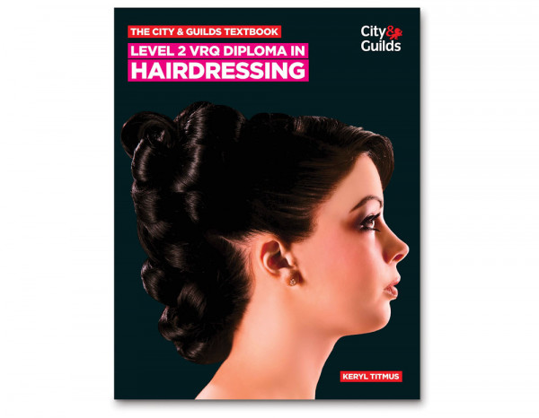 City & Guilds level 2 VRQ Diploma in hairdressing