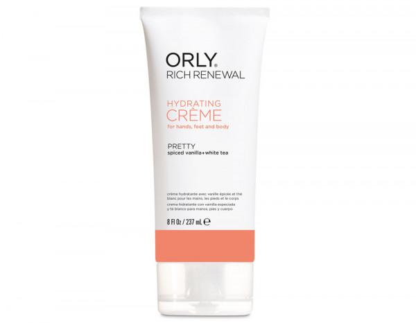 ORLY Rich Renewal hydrating cream 237ml, Pretty