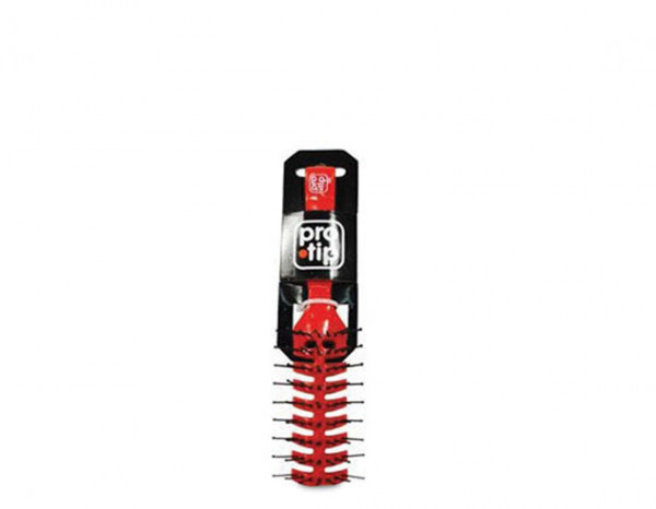 Pro-Tip 184 vent brush, red