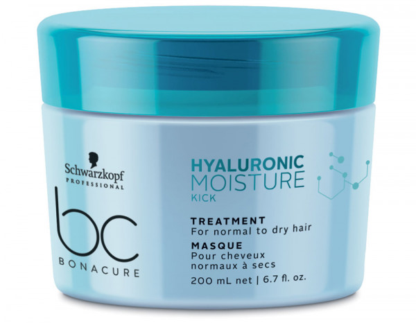 BC hyaluronic moisture treatment 200ml