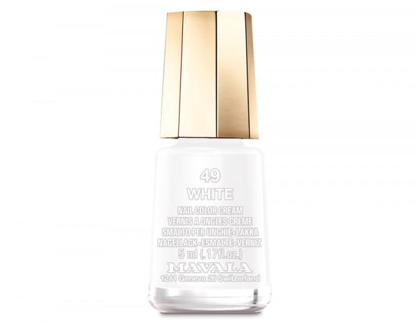 Mavala retail 5ml, White