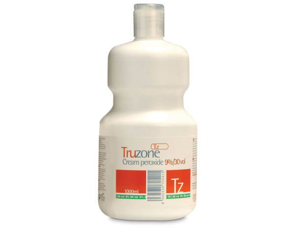 Truzone cream peroxide 9% 30 vol 1000ml