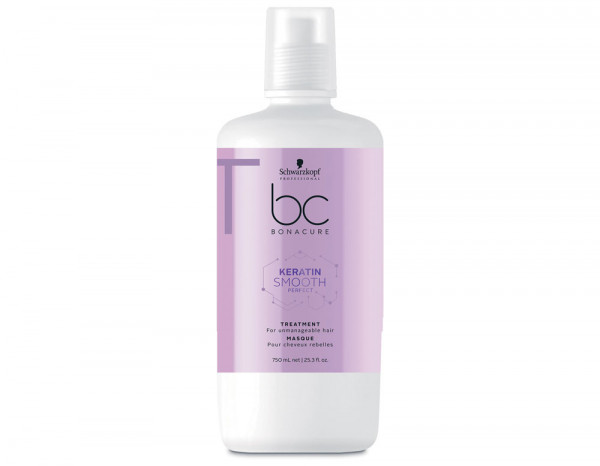 BC keratin perfect smooth treatment 750ml
