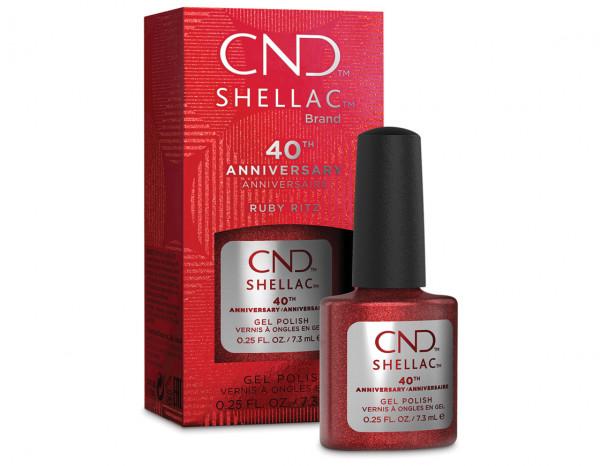 CND Shellac 7.3ml, Ruby Ritz
