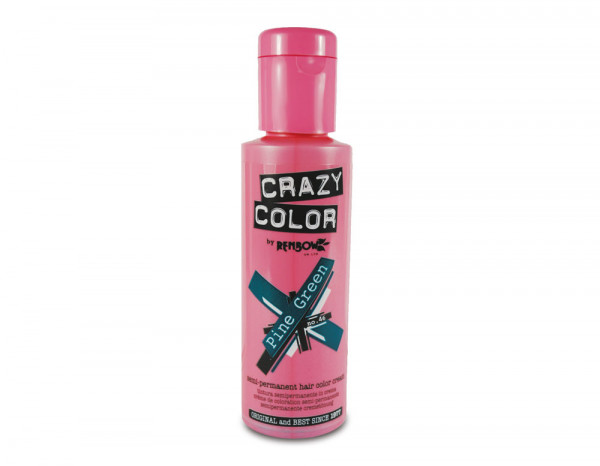 Crazy Color 100ml, 46 pine green