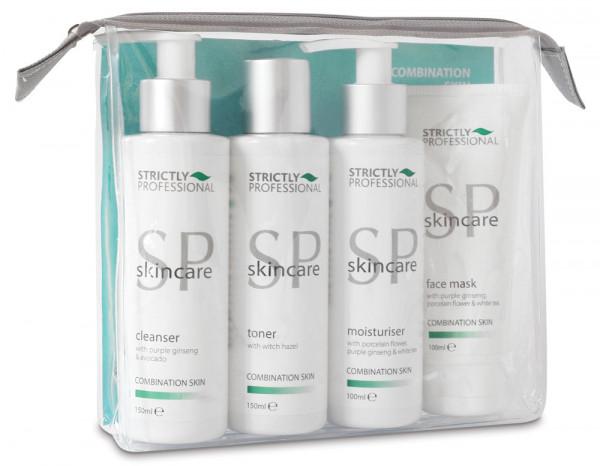 SP facial care kit, combination