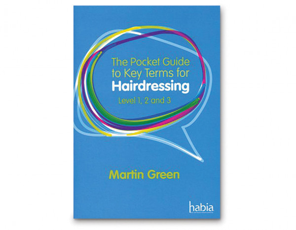 The pocket guide to key words hairdressing L1,2,3