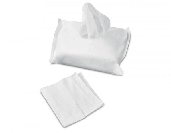 Beauty Essentials facial wipes, bio frag-free (25)