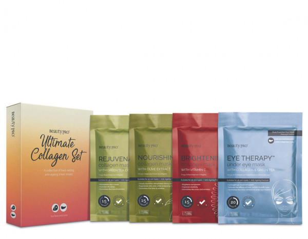 BeautyPro the ultimate collagen set