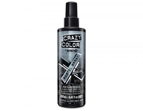 Crazy Color pastel spray 250ml, Graphite