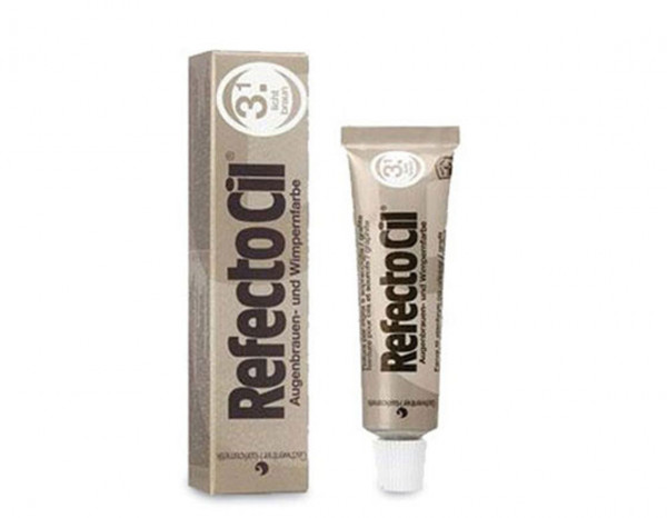 RefectoCil lash/brow tint 15ml, light brown