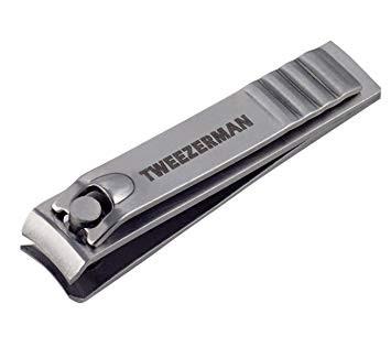 Tweezerman stainless fingernail clipper