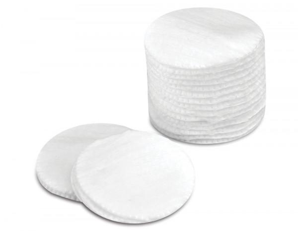 Beauty Essentials round soft stitched pads (80)