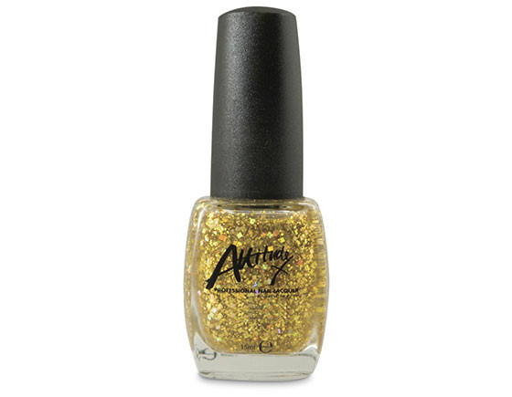 Attitude polish 14ml, Glitz Glitter coat