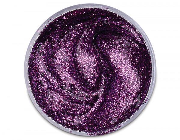 Snazaroo glitter gel 12ml, fuchsia pink