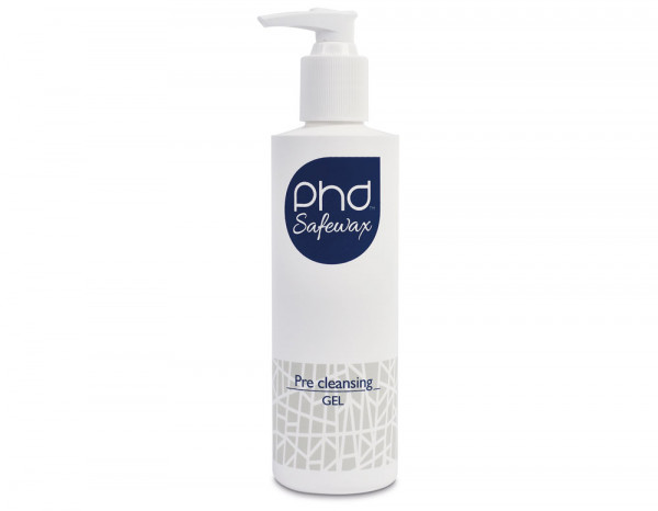 Phd Safewax pre cleansing gel 250ml