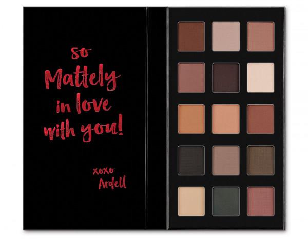 Ardell pro eyeshadow palette, matte