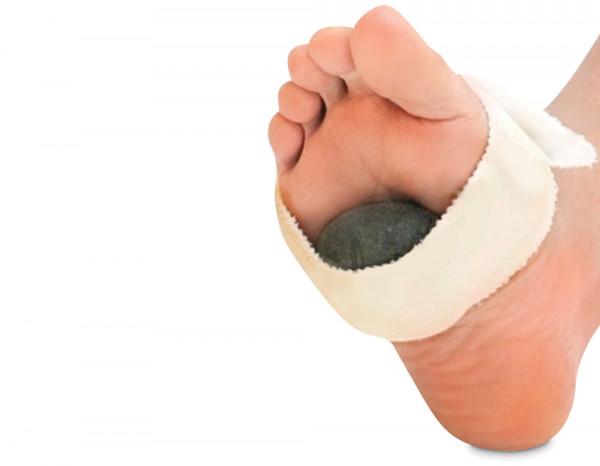 Caldera hot stone bandage