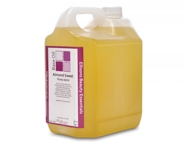 Base oil sweet almond 4000ml