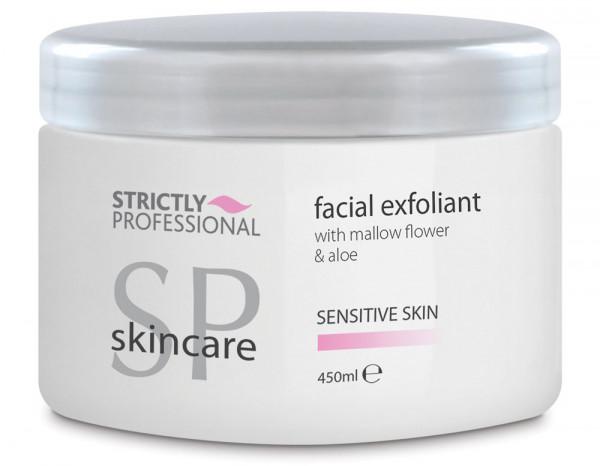 SP facial exfoliant 450ml, sensitive