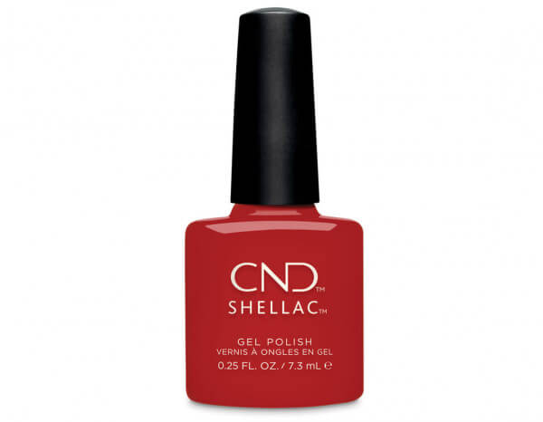 CND Shellac 7.3ml, Company Red