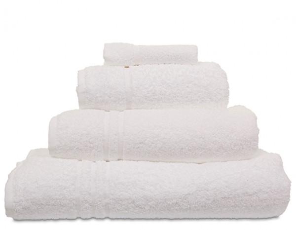 Comfy bath towel, white