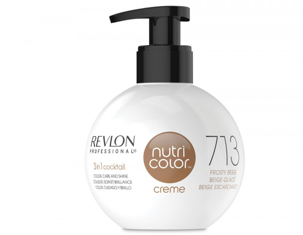 Nutri color creme 270ml, 713 frosty beige