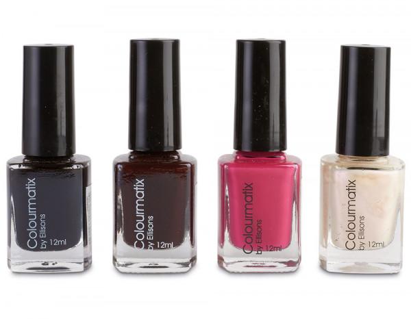 Colourmatix funky polish selection