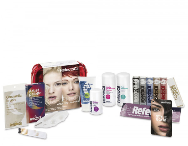 RefectoCil creative colours starter kit
