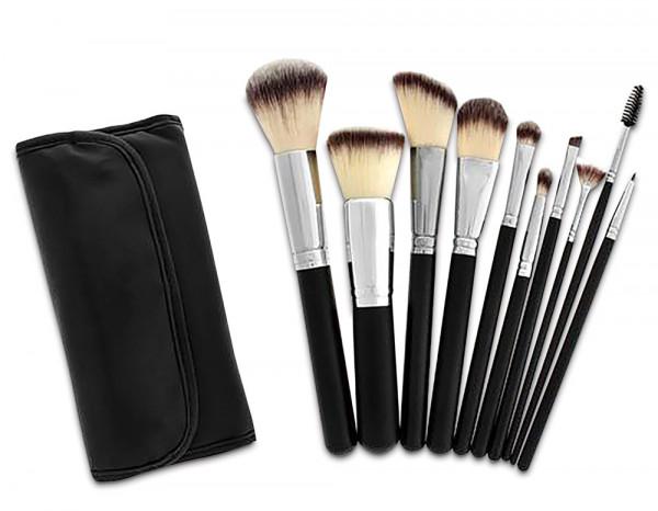 Crownbrush 516 syntho 10 piece brush set