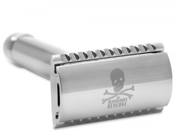 Bluebeards scimitar double-edge safety razor