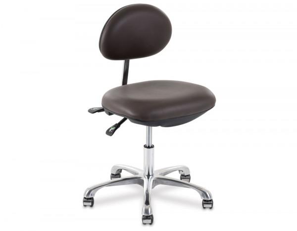 Esthetix comfort chair, brown