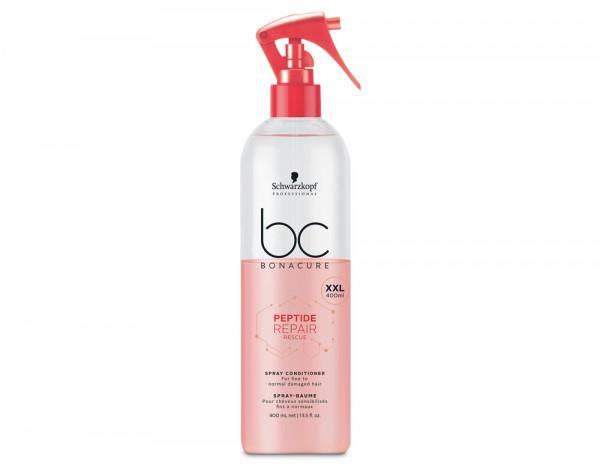 BC peptide repair spray conditioner 400ml