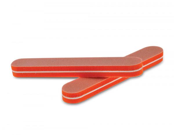 The Edge foamie file 180/180 grit, orange (10)