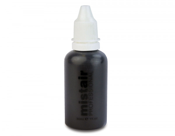 Mistair professional brow, nearly black 30ml