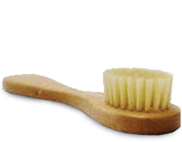 Massage brush, facial
