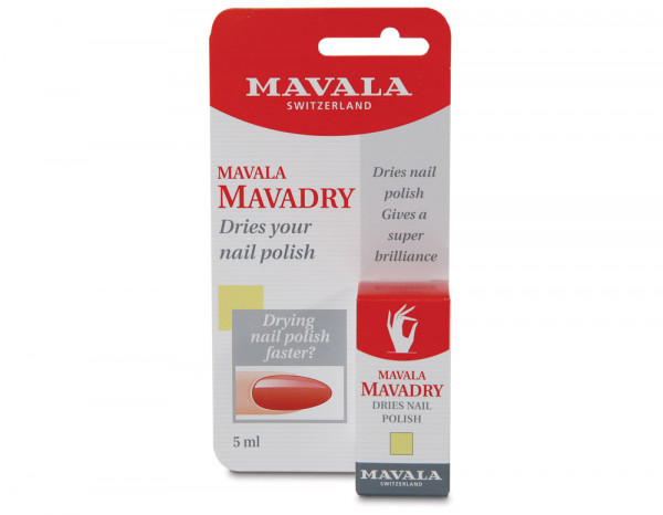 Mavala retail 5ml, mavadry