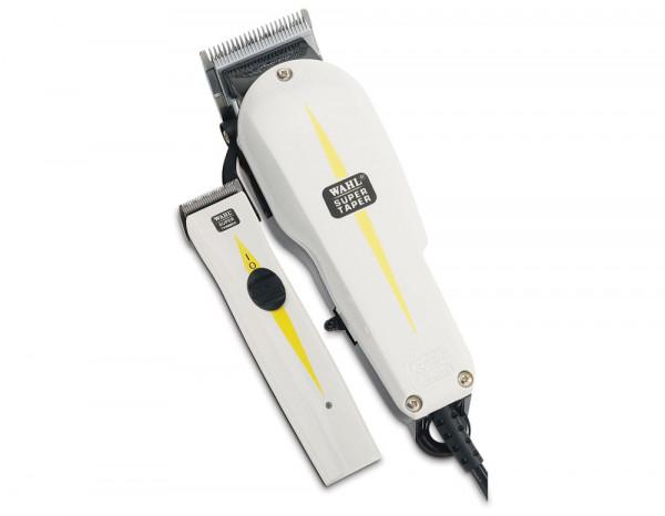 Wahl Super Taper clipper and trimmer combi pack