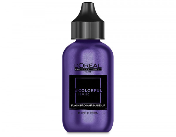 Colorful hair flash pro 60ml, Purple Reign
