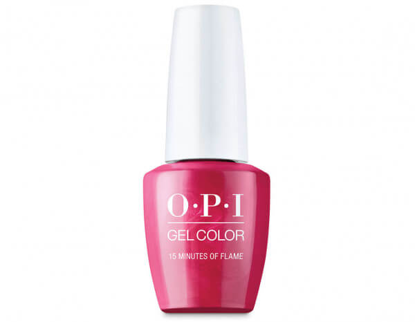 OPI GelColor 15ml, 15 Minutes of Flame