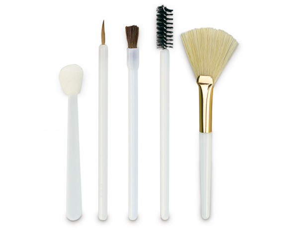 Beauty Essentials disposable brushes, mask (10)