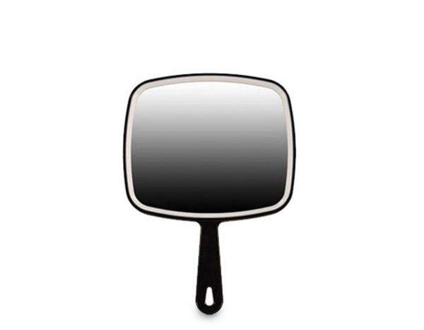 Mirror single handed, black